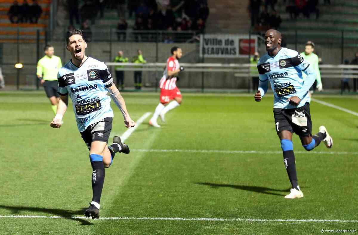 Ligue 2 : Chambly ne jouera pas à Beauvais, mais à Charléty - Le Parisien