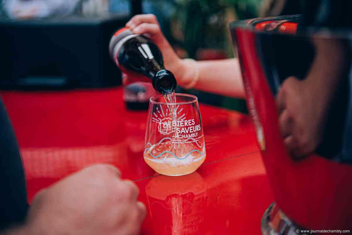 Le Bières et Saveurs de Chambly est reporté à l'an prochain - Le Journal de Chambly