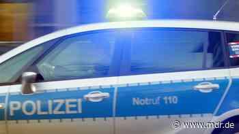 Wilde Verfolgungsjagd in Zwickau - MDR