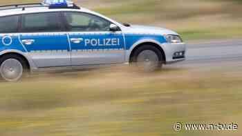 Sachsen:Mann nach Glückspielgewinn in Torgau ausgeraubt - n-tv NACHRICHTEN
