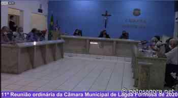 Projeto de redução dos salários é discutido na Câmara em Lagoa Formosa - Patos Agora