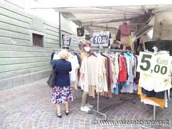 Storo - Il mercato del sabato torna a ripopolarsi - Valle Sabbia News