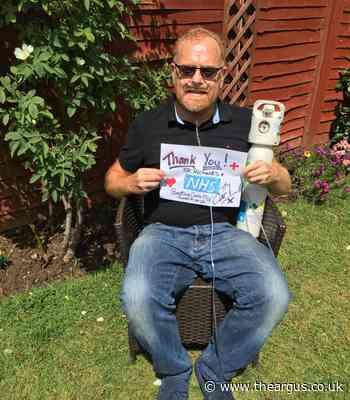 Coronavirus: Sussex survivor says 'take it seriously'