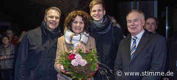 Diana Kunz wird Bürgermeisterin von Zaberfeld - STIMME.de - Heilbronner Stimme