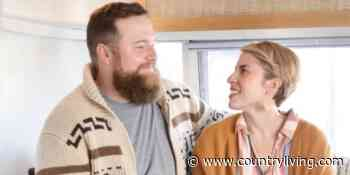 Erin and Ben Napier Tackled an Airstream Makeover on 'Home Town' and It's Absolutely Gorgeous - countryliving.com