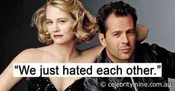 Moonlighting stars Bruce Willis and Cybill Shepherd's 30-year feud explained - 9Celebrity