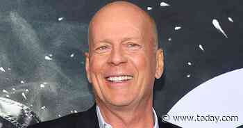 See Bruce Willis dress up as one of his iconic movie characters in quarantine - Today.com