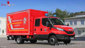 D: Gerätewagen-Logistik von Ziegler für Feuerwehr Giengen - Fireworld.at