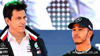 Lewis Hamilton's boss Toto Wolff backs him over Floyd views