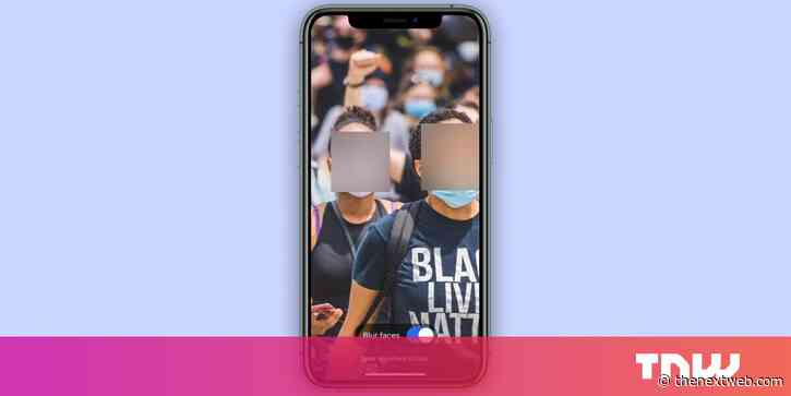 Signal can now automatically blur faces in photos — and you can use the images in any app