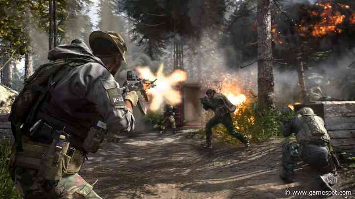 Call Of Duty: Modern Warfare Has New Maps, And One's A Throwback To MW3