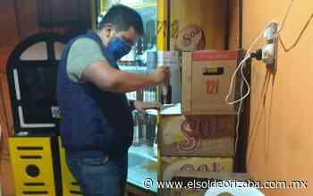 Orizaba sigue sin reportes de bares clandestinos o saqueos - El Sol de Orizaba