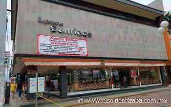 Cerrarán comercios no esenciales, en Ciudad Mendoza - El Sol de Orizaba