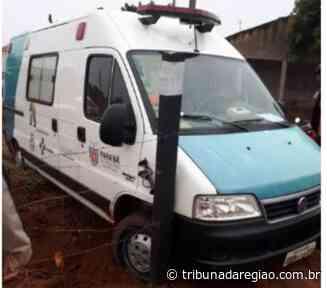 Falso paciente furta ambulância em Cruzeiro do Oeste e acaba preso - Arial