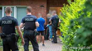 Schleuserkriminalität: Polizei durchsucht mehrere Bordelle im Norden - DIE WELT