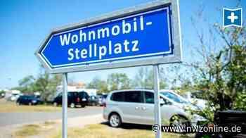 Wohnmobilstellplätze Nordsee an Pfingsten voll belegt: Lösungen aus Greetsiel, Norden, Dornum - Nordwest-Zeitung