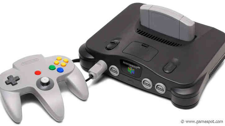 A Single Nintendo Switch Game Card Could Hold Every N64 Game Ever Made, Report Shows