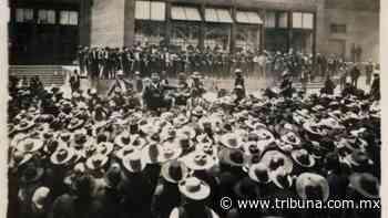Cananea, Cuna de la Revolución conmemora aniversario de la Huelga de Mineros - TRIBUNA
