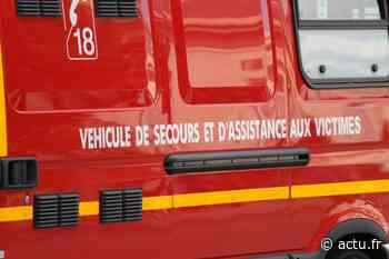 Ouest de Lyon : un train percute un piéton à Lentilly, la victime encore consciente après le choc - actu.fr
