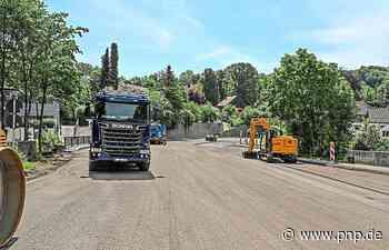 Baustelle B 12 bringt die Alte Straße in Not - Passauer Neue Presse