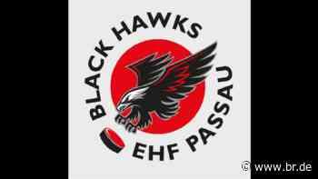 Eishockey: Passau Black Hawks steigen in Oberliga auf - BR24