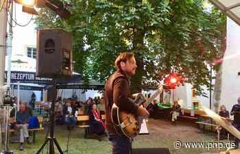 Mit Sondergenehmigung: Erstes Konzert seit März - Passau - Passauer Neue Presse