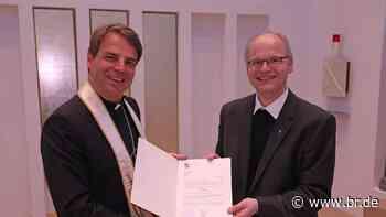 Passau: Domkapitular Ederer zum Generalvikar ernannt - BR24