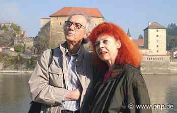 Drei Tage mit Christo in Passau unterwegs - Passauer Neue Presse