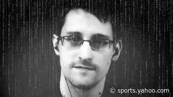 Edward Snowden will not be pardoned in his lifetime, says author of new book on the NSA whistleblower - Yahoo Sports