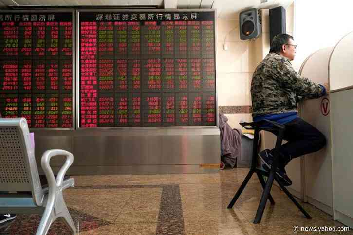 Asian stocks reach two-month high on economic recovery hopes