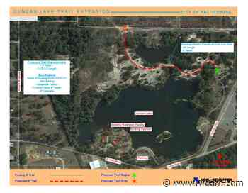Bid awarded on Duncan Lake trail extension project - WDAM