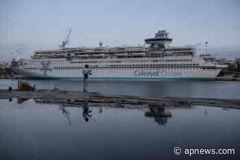 Coronavirus strands merchant ship crews at sea for months - The Associated Press