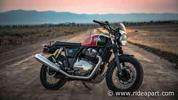 Royal Enfield Wants To Release A New Bike Every Three Months - RideApart