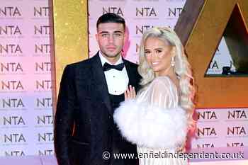 Molly-Mae Hague and Tommy Fury 'heartbroken' over puppy's death - Enfield Independent