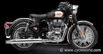 2020 Royal Enfield Classic 500 - Cycle World