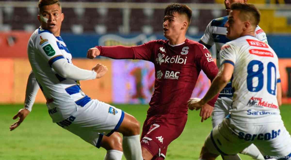 Saprissa igualó 2-2 ante Jicaral por la fecha 20 de la Liga de Costa Rica [RESUMEN] - LaRepública.pe
