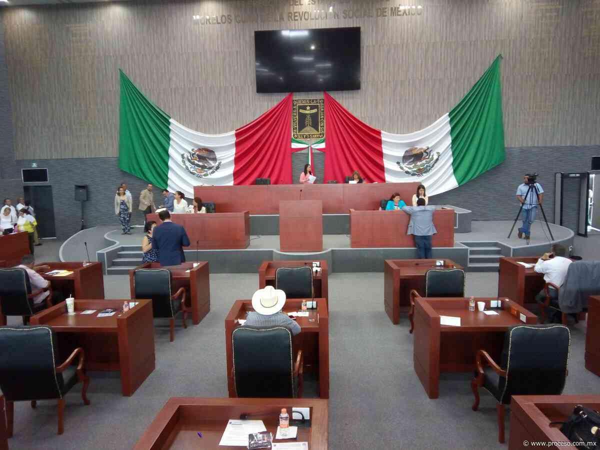 Amplían el Congreso de Morelos y quitan candados para beneficiar al partido del gobernador - proceso.com.mx