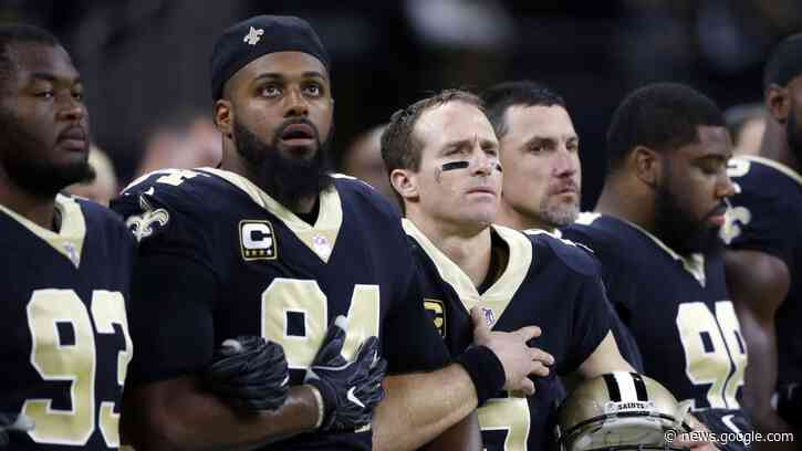 Cam Jordan on Drew Brees' remarks: Can't tippy-toe on issue - NFL.com