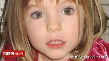 Madeleine McCann: Police plea for help as German suspect revealed - BBC News