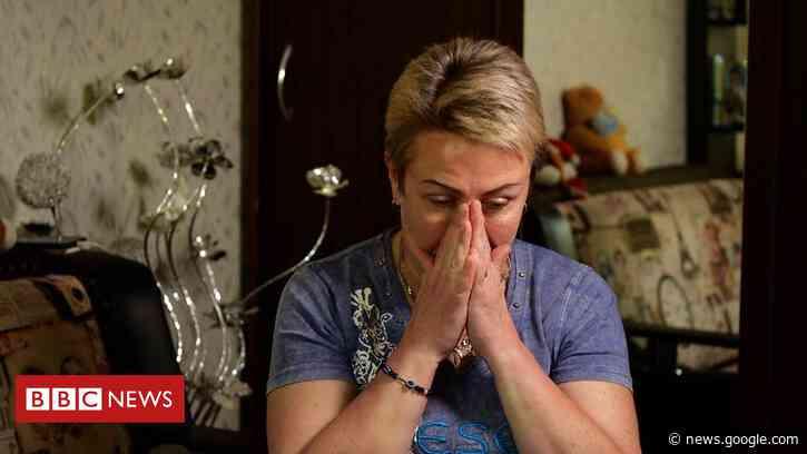 Coronavirus in Russia: 'I don't trust Putin any more' - BBC News