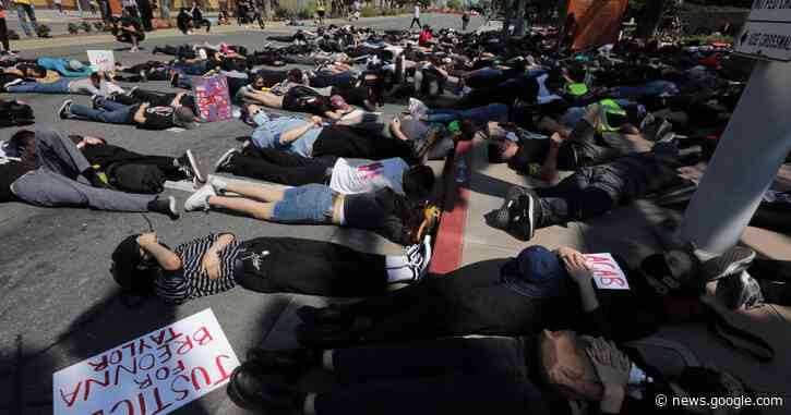 How white people can be allies amid George Floyd protests - Los Angeles Times