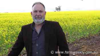 Mazza leads charge on farm legislation
