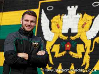 Initial fears have been followed by bliss for Biggar at Saints - Northampton Chronicle and Echo