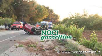 Incidente al Canale di Pirro, ferite giovani nocesi - NOCI gazzettino
