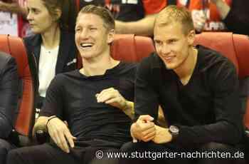 Profi des VfB Stuttgart - Das sagt Holger Badstuber in der Bastian-Schweinsteiger-Doku - Stuttgarter Nachrichten