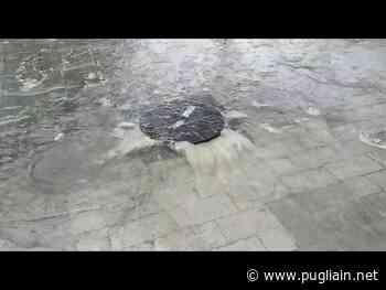 Forte pioggia a Bari, allagate le strade di Carbonara [VIDEO] | pugliain.net - Puglia In