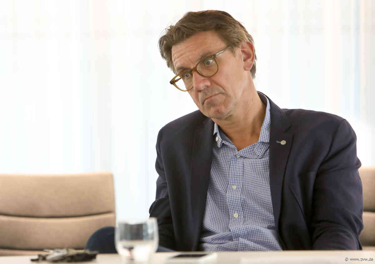 Finanzbürgermeister Englert entwirft Szenarien für die finanzielle Krise - Schorndorf - Zeitungsverlag Waiblingen