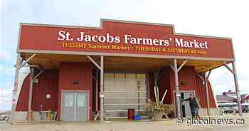 St. Jacobs Farmers' Market to reopen Thursday - Globalnews.ca