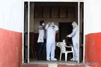 Coronavirus: Punjab reports 9 new cases, Punjab tally rises to 2,385 - The Tribune India