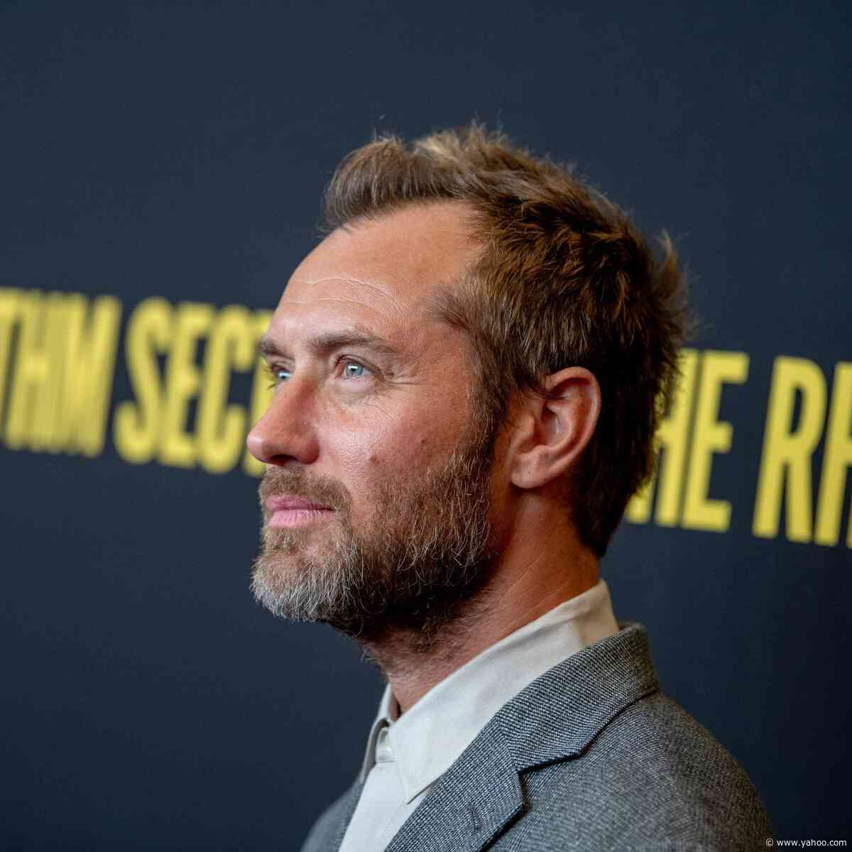 Jude Law Is Expecting Baby Number 6! Get to Know His Other 5 Kids - Yahoo Lifestyle